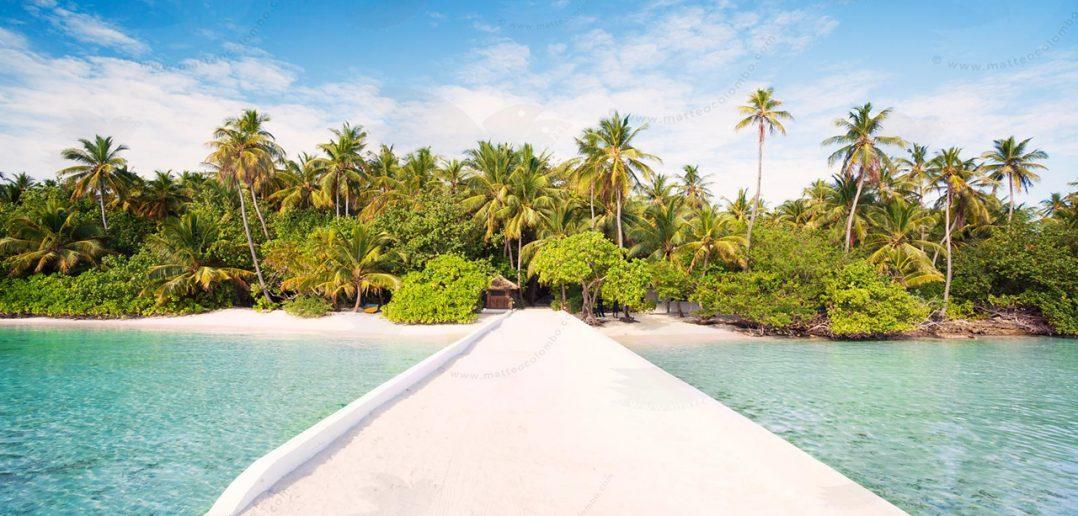 Maldivler Tropikal İklim
