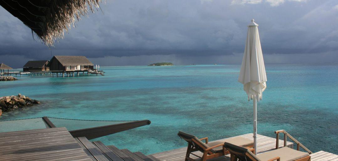 Maldivler Yağmur Sezonu