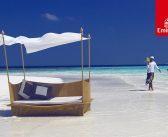 Emirates Hava Yolları ile Maldivler Turu
