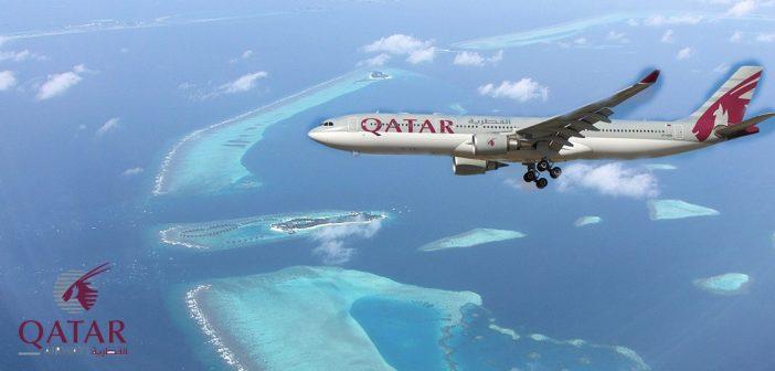 Qatar Hava Yollari ile Maldivler