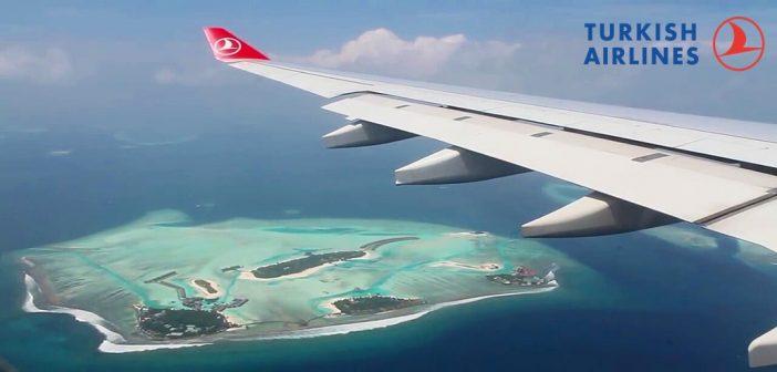 Türk Hava Yolları ile Maldivler