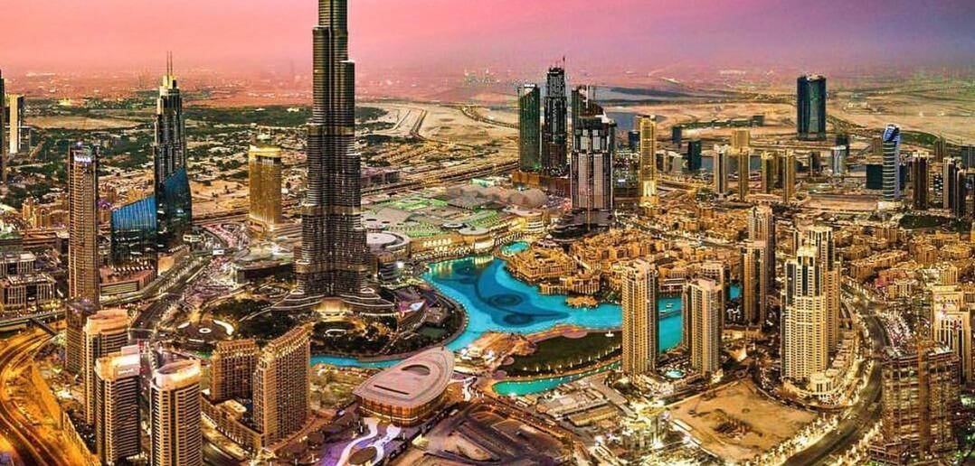 Dünyanın En Dinamik Şehri Dubai - Maldivler Turu