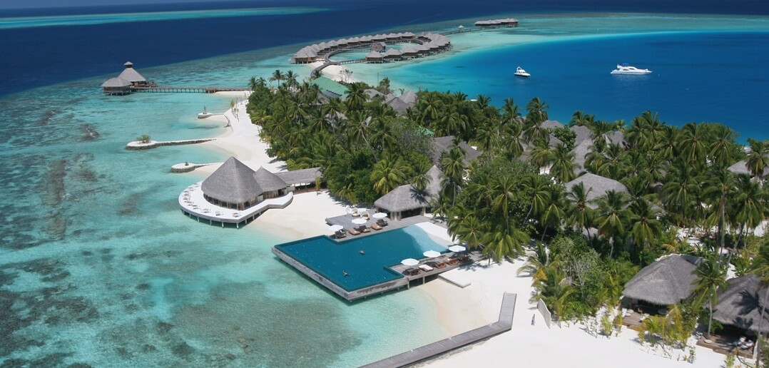 Dünyanın Göz Bebeği Maldivler