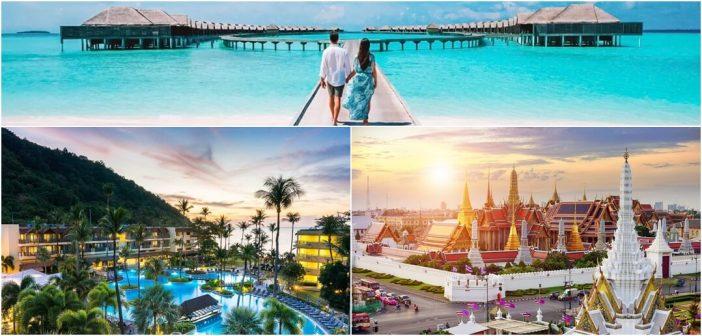 Phuket & Bangkok & Maldivler Turları