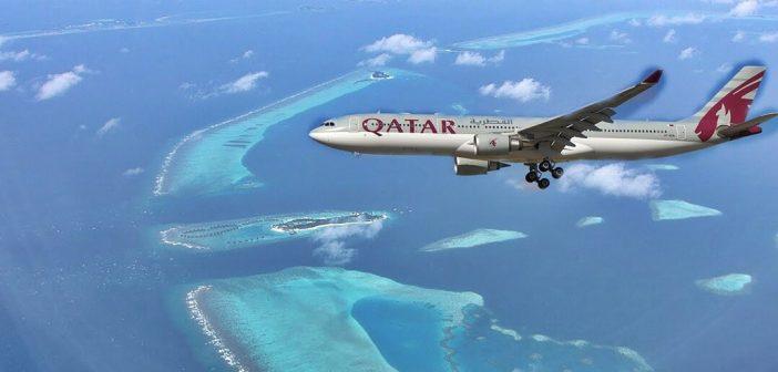 Qatar Hava Yolları ile Maldivler Turları