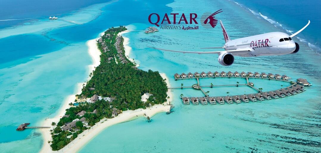 Qatar Hava Yolları ile Maldivler Uçak Bileti