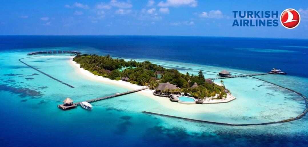 Türk Hava Yolları ile Maldivler Turları